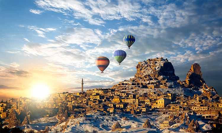 Uluslararası Kapadokya Balon Festivali