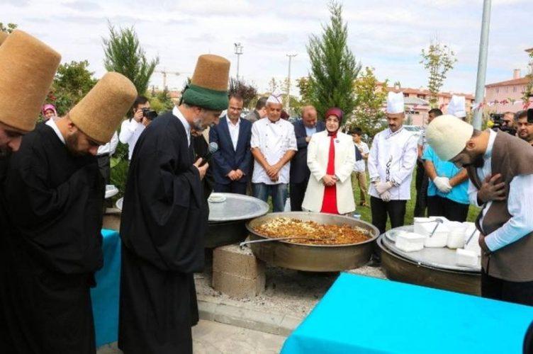 Ateşbaz Veli Aşçı Dede Mutfak Kültürü Günleri