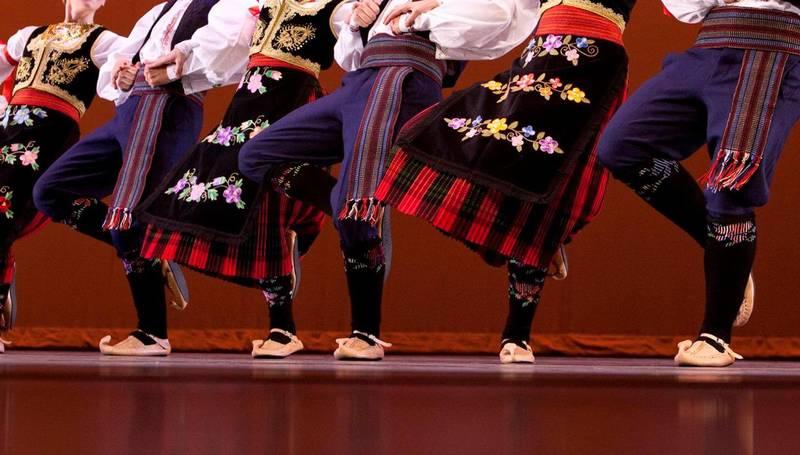 Uluslararası Troya Yetişkin Halk Dansları Festivali