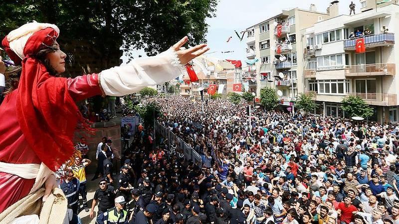 Uluslararası Mesir Macunu Festivali