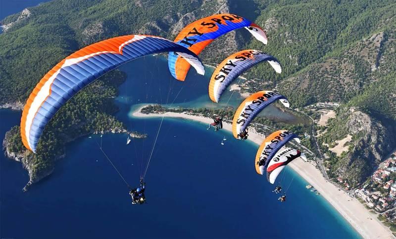 Fethiye Ölüdeniz Hava Oyunları Festivali