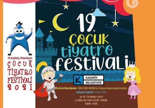 Çocuk Tiyatro Festivali