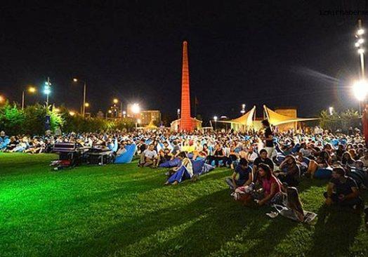 İzmir Fuarı Çim Konserleri