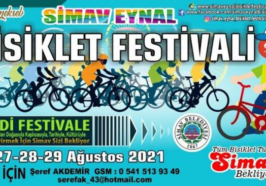 Simav Eynal Bisiklet Festivali