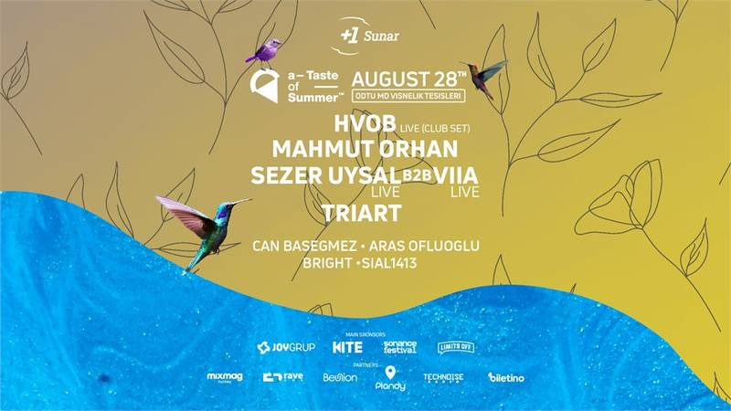 A Taste of Summer by Sonance Festival