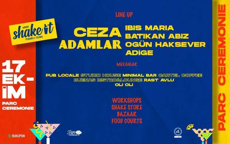 Shake It İzmir