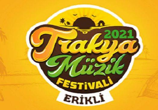 Trakya Müzik Festivali Erikli