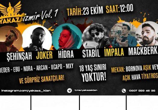 Yakaza İzmir Rap Fest