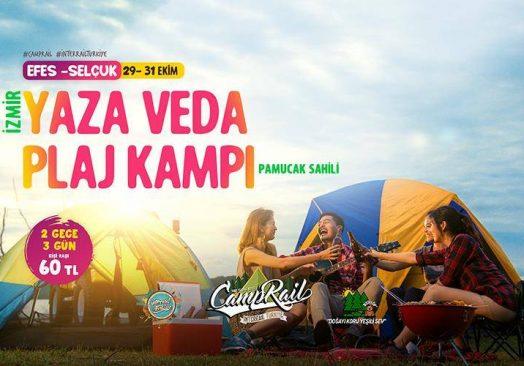 İzmir Yaza Veda Kampı