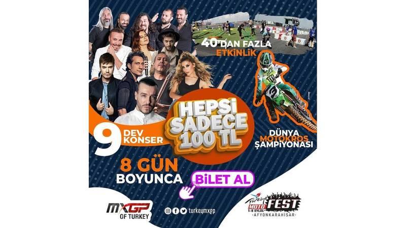 Afyon Motosiklet Festivali