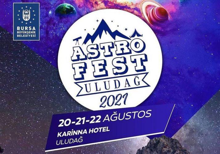 AstroFest Uludağ Gözlem Festivali
