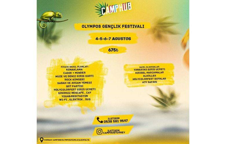 Olympos Gençlik Festivali