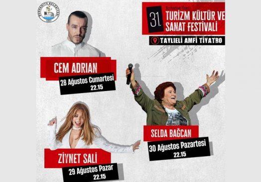 Burhaniye Ören Turizm, Kültür Ve Sanat Festivali