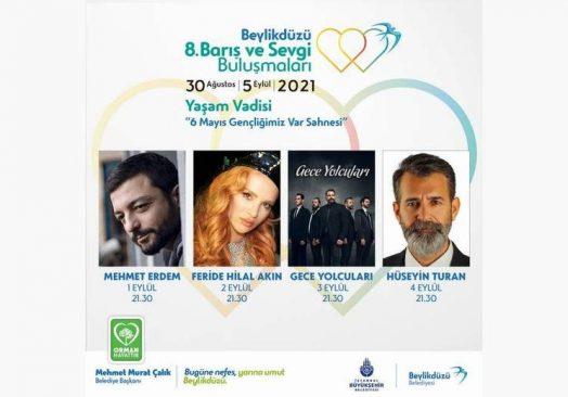 Barış ve Sevgi Buluşmaları Festivali