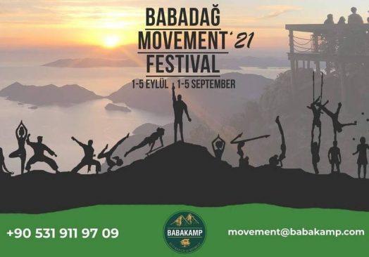 Babadağ Movement Festival