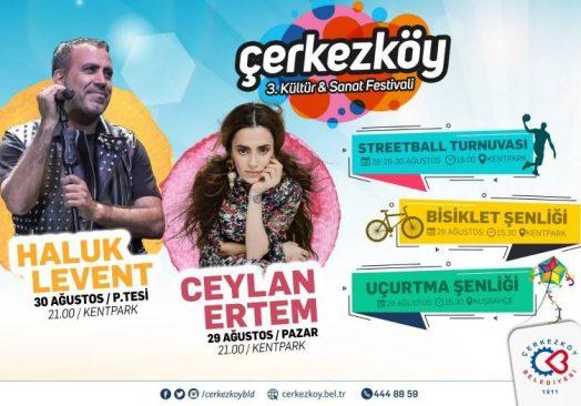 Çerkezköy Kültür ve Sanat Festivali